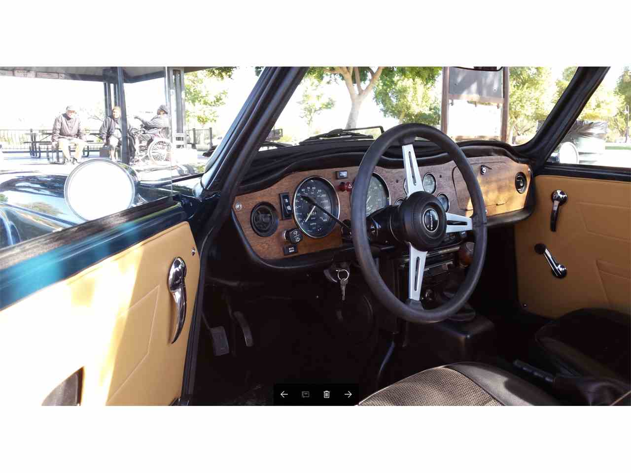 Large Picture of '74 TR6 - JUCJ