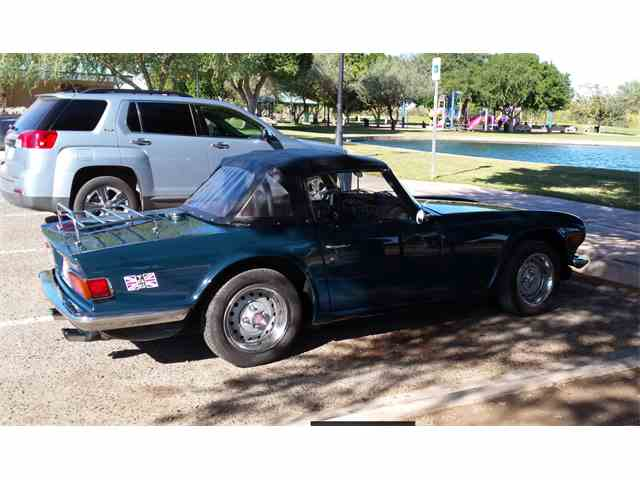 Picture of '74 TR6 - JUCJ