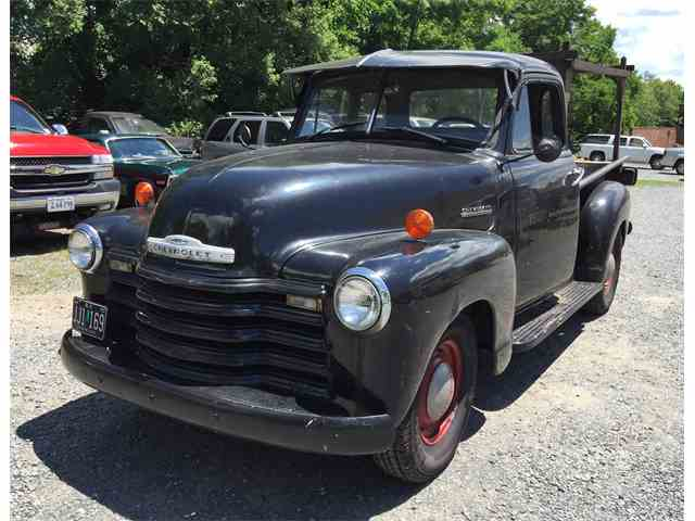 1951 Chevrolet 5-Window Pickup | 925805