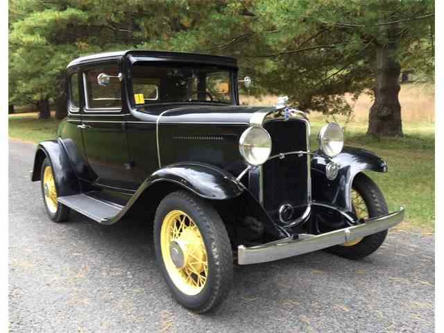 1931 Chevrolet 5-Window Coupe | 925807