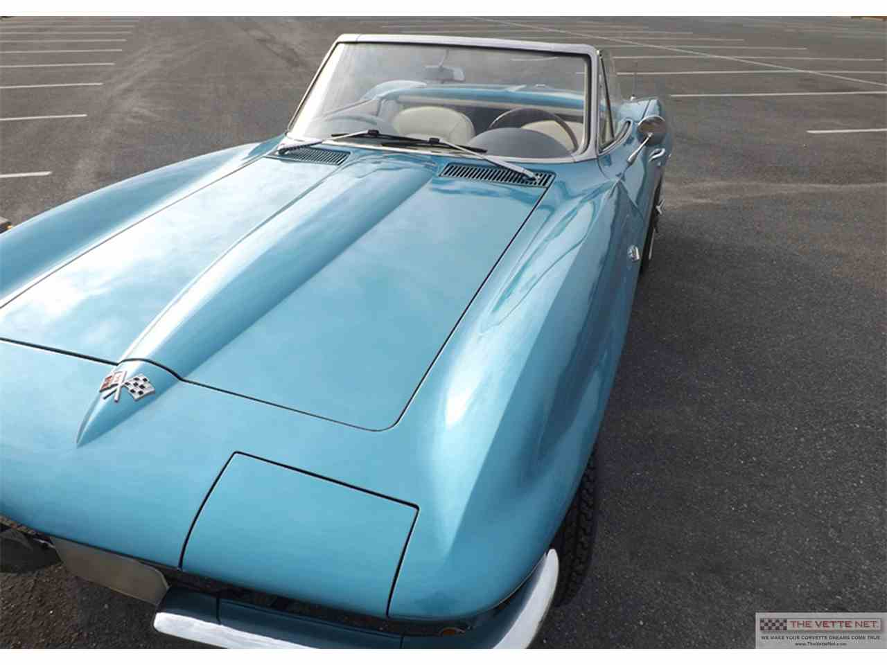 Large Picture of '65 Corvette - JUD2