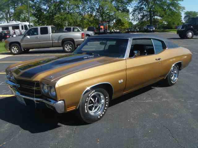 1970 Chevrolet SS | 920583