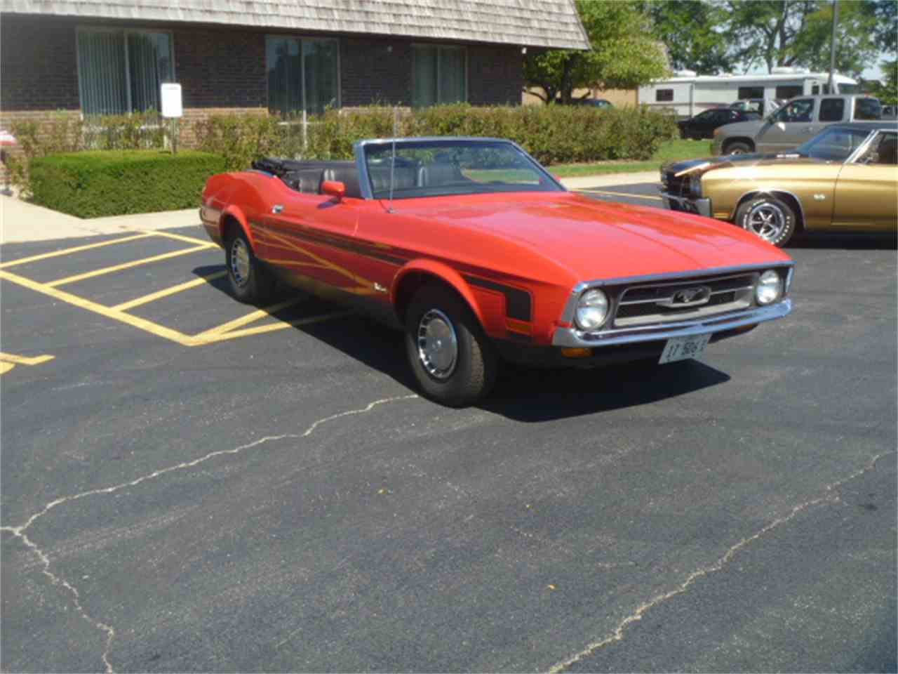 1971 Ford Mustang for Sale - CC-920584