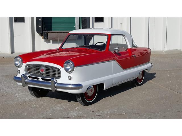 1958 Nash Metropolitan | 925845