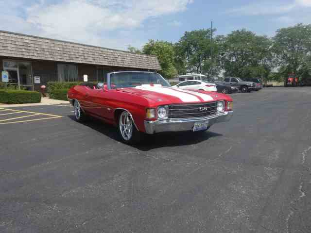 1972 Chevrolet Chevelle | 920585