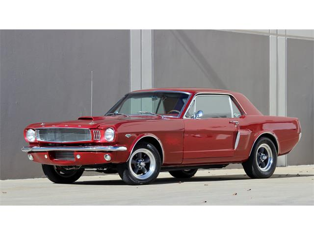 1966 Ford Mustang | 925854