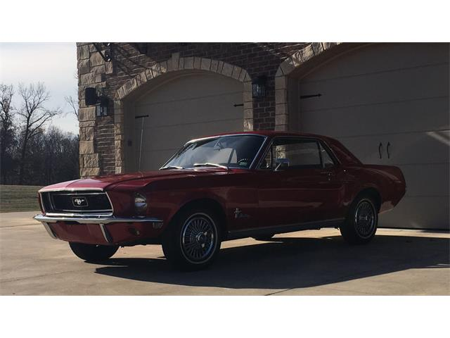 1968 Ford Mustang | 925855