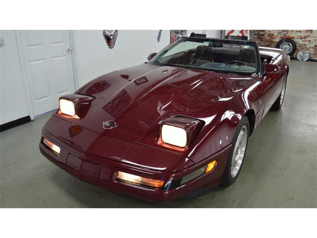 1993 Chevrolet Corvette | 925857