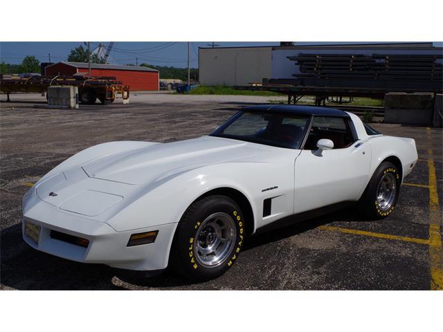 1982 Chevrolet Corvette | 925858