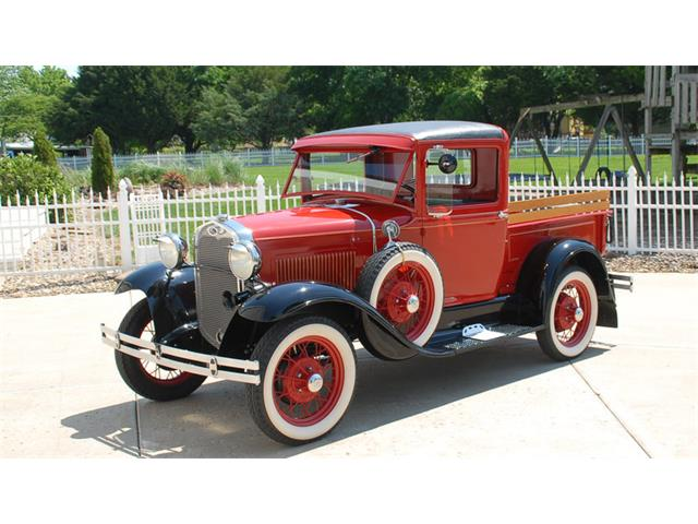 1930 Ford Model A | 925864
