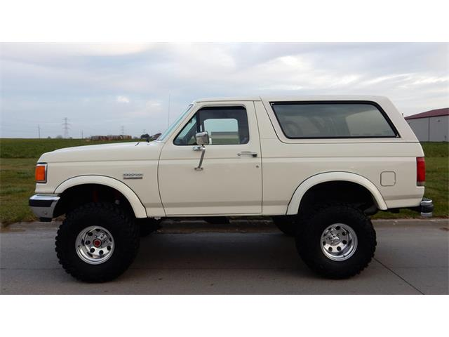 1987 Ford Bronco | 925869