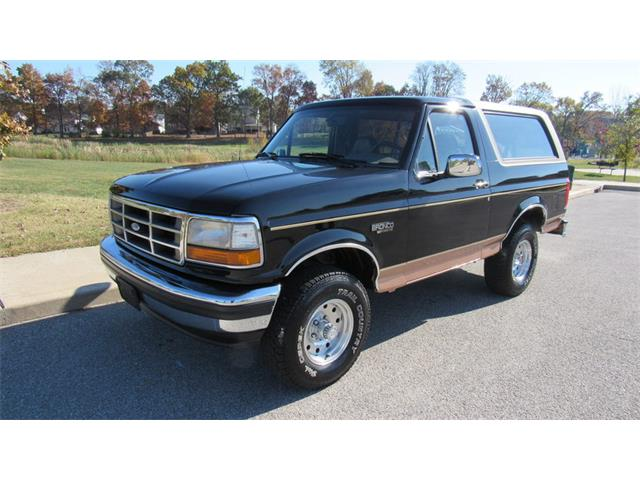 1994 Ford Bronco | 925873