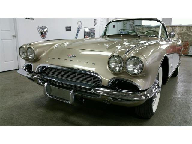 1961 Chevrolet Corvette | 925874