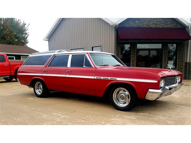 1965 Buick Sport   925875