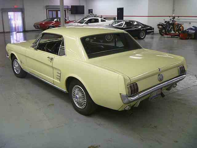 1966 Ford Mustang | 920588