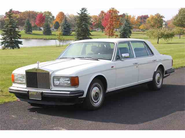 Picture of 1990 Rolls-Royce Spur III - $22,750.00 Offered by MB Vintage Cars Inc - JQBX