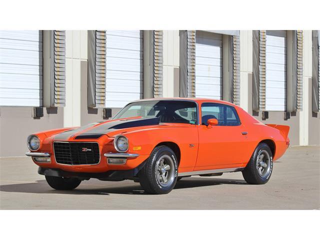 1972 Chevrolet Camaro | 925899
