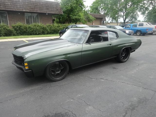 1971 Chevrolet Chevelle | 920592
