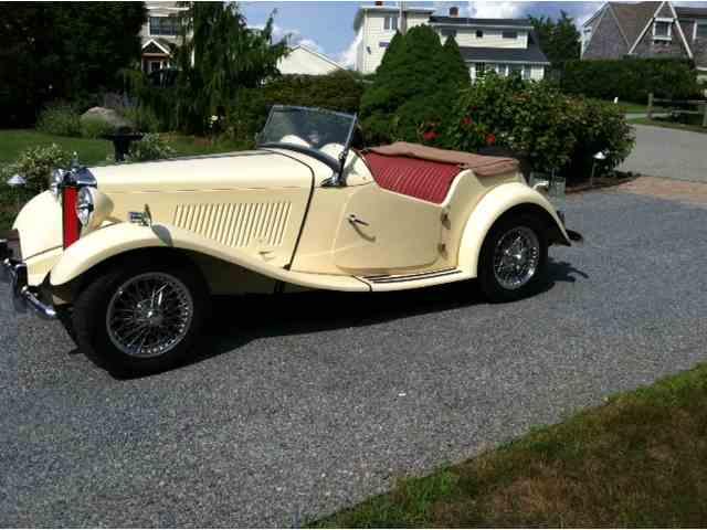 1952 MG TD | 920593
