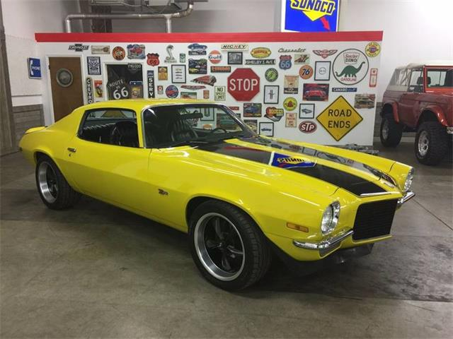 1971 Chevrolet Camaro | 925937