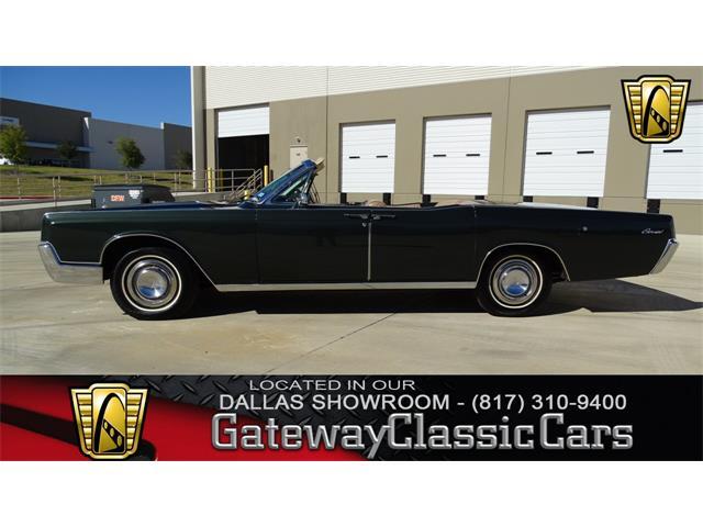1967 Lincoln Continental | 925938