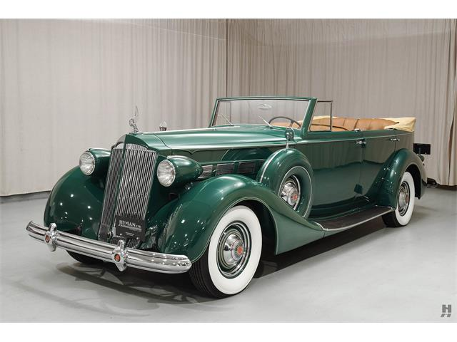 1937 Packard Super Eight | 925940