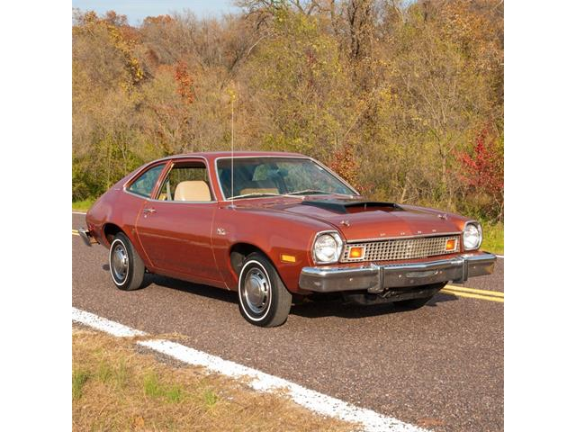 1976 Ford Pinto Turbo