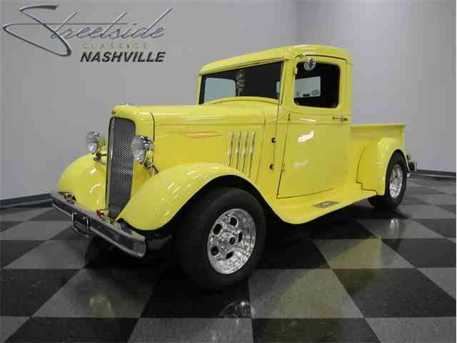 1934 Chevrolet Pickup   925969