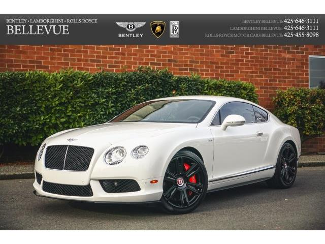 2015 Bentley Continental GT V8 S | 925974