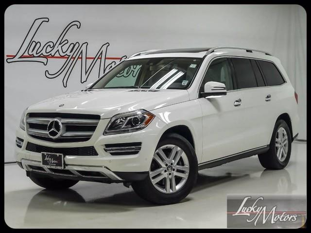 2016 Mercedes-Benz GL | 925987