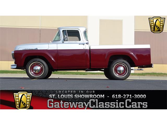 1958 Ford F100 | 925999