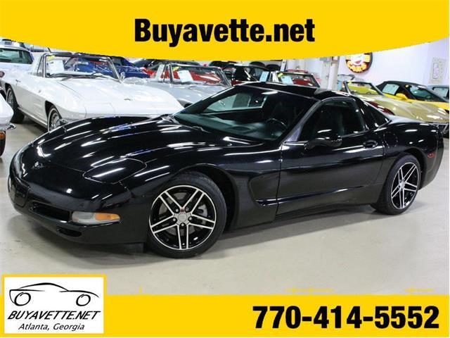 2001 Chevrolet Corvette   926013