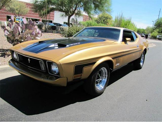 1973 Ford Mustang | 926021