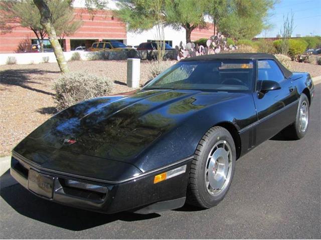 1987 Chevrolet Corvette | 926023