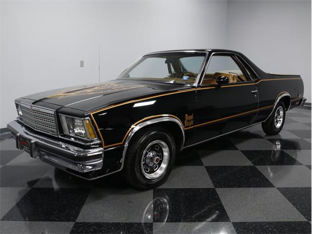 1979 Chevrolet El Camino Royal Knight | 926024