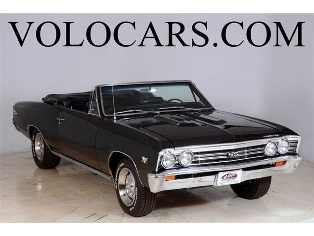 1967 Chevrolet Chevelle SS | 926025