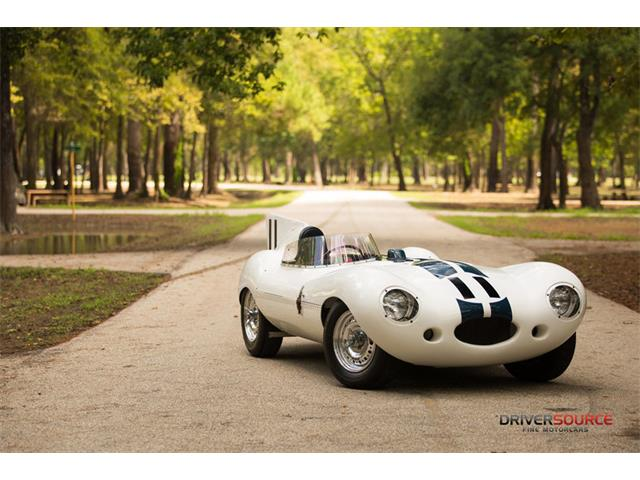 1955 Jaguar D-Type | 926037