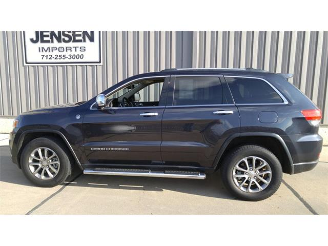 2014 Jeep Grand Cherokee Limited 4x4 | 926053