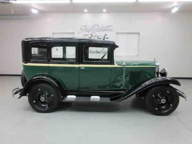 1930 Chevrolet AD Universal | 926059