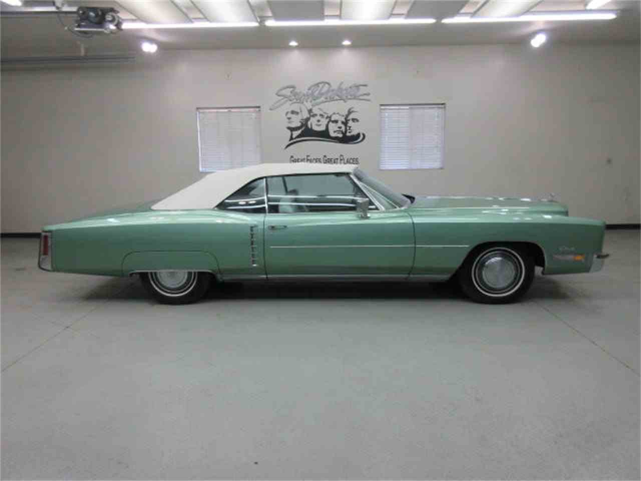 1972 Cadillac Eldorado for Sale - CC-926066