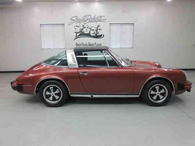 1977 Porsche 911S | 926068