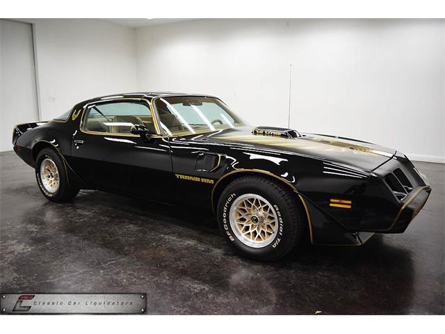 1979 Pontiac Firebird Trans Am | 926070