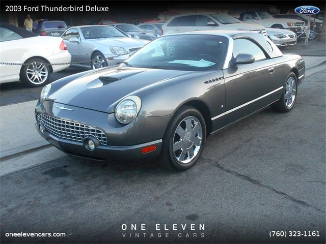 2003 Ford Thunderbird | 926074