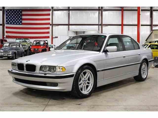 2001 BMW 740i | 926077