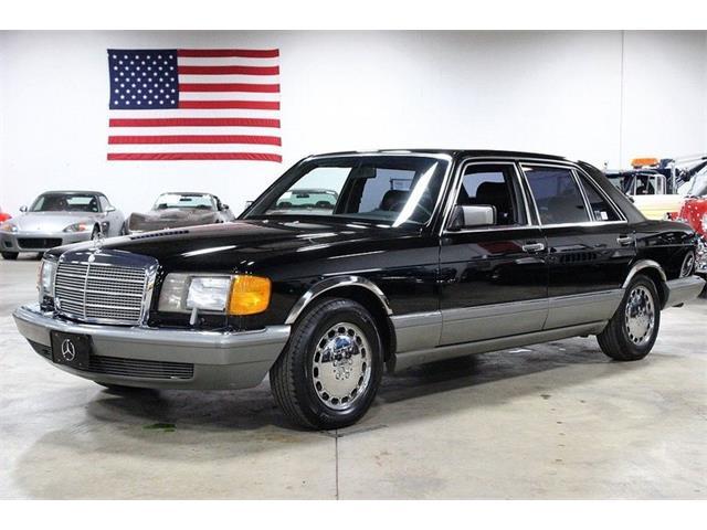 1988 Mercedes-Benz 300SEL | 926078