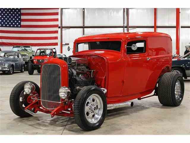 1932 Ford Delivery | 926080