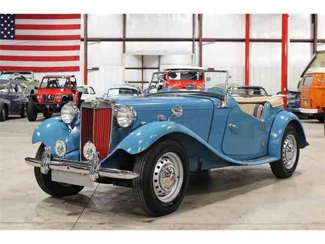 1950 MG TD | 926081