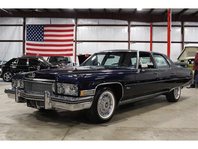 1973 Cadillac Fleetwood | 926088