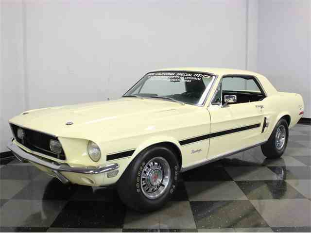 1968 Ford Mustang GT California Special | 926091