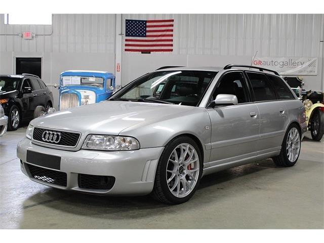 2001 Audi S4 | 926093